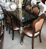 Executive Royal Imported Wooden 6-seater Dining Table Set | Furniture for sale in Lagos State, Ikeja