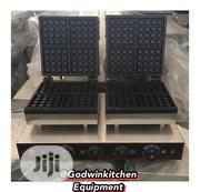 Double Waffle Maker | Restaurant & Catering Equipment for sale in Lagos State, Ojo