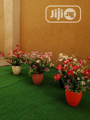 Artificial Potted Mini Cup Flowers For Hotel Decor | Garden for sale in Lagos State, Ikeja