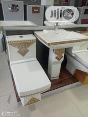 Sweethome Executive Top Flush Close Couple Water Closet Toilet Set | Plumbing & Water Supply for sale in Lagos State