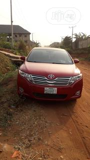 Toyota Venza V6 2008 Red | Cars for sale in Akwa Ibom State, Uyo