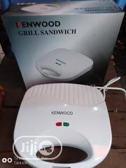 Kenwood Grill Sandwich | Kitchen Appliances for sale in Lagos State, Lagos Island