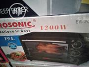Eurosonic 19litres Baking Oven | Kitchen Appliances for sale in Lagos State, Lagos Mainland