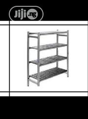 Standing Perforated Shelve 4tier 1600mm (Made In Italy) | Store Equipment for sale in Lagos State, Ikeja
