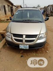 Dodge Caravan 2003 Gray | Cars for sale in Lagos State, Ikotun/Igando