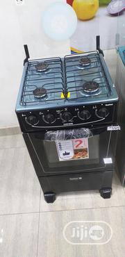 Scanfrost 4 Burners Gas Cooker SFC5400B   Kitchen Appliances for sale in Lagos State