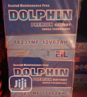 12v 62ah Dolphin Battery   Vehicle Parts & Accessories for sale in Lagos State