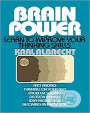 Brain Power By Karl Albrecht | Books & Games for sale in Lagos State, Oshodi-Isolo