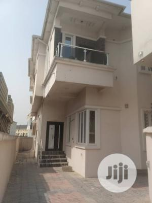Neat 4 Bedroom Semi-Detached Duplex At Ikota Villa Lekki Phase 2 For Rent.