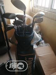 Golf Bag And Left Hand Clubs | Sports Equipment for sale in Oyo State, Egbeda