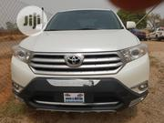 Toyota Highlander 2012 Limited White | Cars for sale in Abuja (FCT) State, Apo District