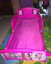 Tokunbo Uk Barely Use Minnie Mouse Toddler Bed | Children's Furniture for sale in Lagos State, Lagos Mainland