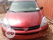 Toyota Sienna 2007 LE 4WD Red | Cars for sale in Abuja (FCT) State, Garki 2
