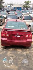 Toyota Corolla 2006 S Red | Cars for sale in Apapa, Lagos State, Nigeria