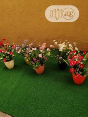 Artificial Potted Mini Cup Flower For Office Decor | Garden for sale in Lagos State, Ikeja