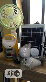 Solar Kit With Fan | Solar Energy for sale in Lagos State, Ikeja