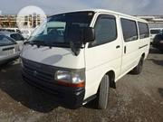 Toyota Hiace Bus 2006 White | Buses & Microbuses for sale in Lagos State, Oshodi-Isolo
