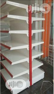 Supermarket Shelve Double | Store Equipment for sale in Lagos State, Ojo