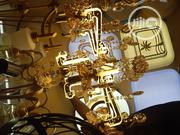 LED Golden Chandelier | Home Accessories for sale in Lagos State, Lekki Phase 2