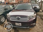 Toyota Highlander 2014 Brown | Cars for sale in Lagos State, Ikeja