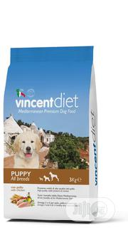 Vincent Diet Mediterranean Premium Dog Food (3kg) | Pet's Accessories for sale in Abuja (FCT) State, Utako