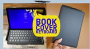 Original Keyboard Book Cover For Samsung Galaxy Tab S4 | Tablets for sale in Lagos State, Ikeja