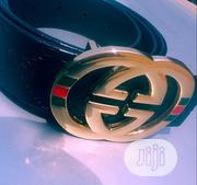 Gucci Black Belt | Clothing Accessories for sale in Oyo State, Egbeda