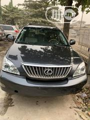 Lexus RX 2009 350 XE 4x4 Gray | Cars for sale in Lagos State, Agege