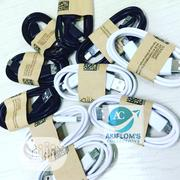 Bulk Long Black And White Pvc 1M,2M,3M Usd For Charging&Data Transfer | Accessories for Mobile Phones & Tablets for sale in Lagos State, Lagos Island