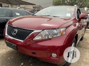 Lexus RX 2010 Red | Cars for sale in Lagos State, Ikeja