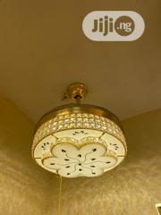 Crystal Chandelier Ceiling Fan | Home Accessories for sale in Lagos State, Ikoyi