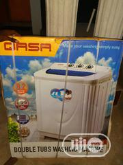 Qasa Double Tube Washing Machine 8.2kg | Home Appliances for sale in Lagos State, Lagos Mainland