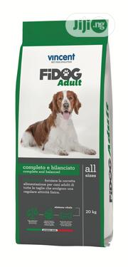 Vincent Fidog Adult (20kg) | Pet's Accessories for sale in Abuja (FCT) State, Utako