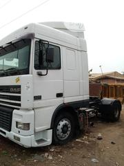 Tokunbo Daf 95 XF 430 Manual Injector   Trucks & Trailers for sale in Lagos State, Apapa