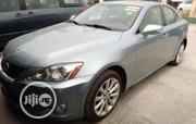 Lexus IS 2010 250 AWD Automatic Silver | Cars for sale in Lagos State, Lekki Phase 2
