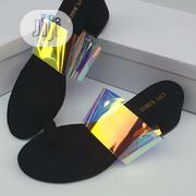 Transparent Block Heel   Shoes for sale in Lagos State, Surulere