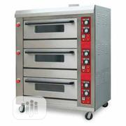 3 Deck 6 Trays Gas Oven | Industrial Ovens for sale in Lagos State, Ojo