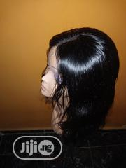 Loose Wave Human Hair With Closure Wig | Hair Beauty for sale in Ogun State, Abeokuta South