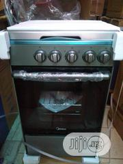 Midea COOKER 50×55 All Gas With Oven | Kitchen Appliances for sale in Lagos State, Lekki Phase 1