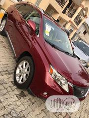 Lexus RX 2012 Red | Cars for sale in Lagos State, Lekki Phase 2