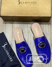 Quality Billionaire Half Shoes(Blue Brown, Black) | Shoes for sale in Lagos State, Alimosho