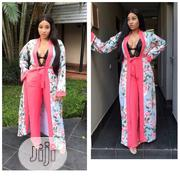 Classic Up and Down Trouser With Kimono Jacket | Clothing for sale in Lagos State, Surulere