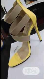 Lovely Ladies Heeled Bandage Sandal | Shoes for sale in Lagos State, Lagos Island