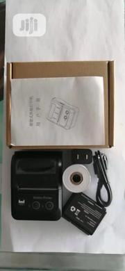 Portable Mobile Bluetooth POS Thermal Receipt Printer | Store Equipment for sale in Lagos State, Ikeja