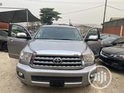 Toyota Sequoia 2011 Silver | Cars for sale in Lagos State, Ifako-Ijaiye