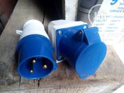 4pins 32amps Industrial Male And Female Plugs | Electrical Tools for sale in Niger State, Bida