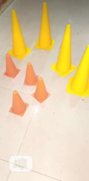 Cones Four Per A Set | Sports Equipment for sale in Lagos State, Ikeja