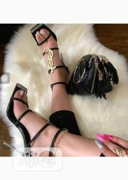 Quality Ladies Strap Heeled Sandal | Shoes for sale in Lagos State, Lagos Island