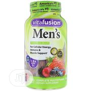 Vitafusion, Men's Complete Multivitamin,Natural Berry Flavors , | Vitamins & Supplements for sale in Lagos State, Isolo