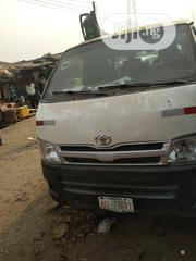 Toyota Hiace 2008 White School Bus | Buses & Microbuses for sale in Lagos State, Oshodi-Isolo